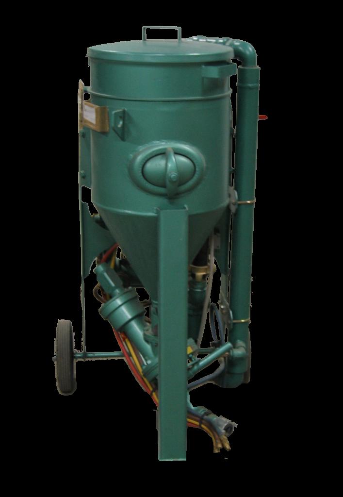 unité mobile de decapage et hydrogommage