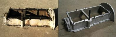 auto collection nettoyage moteur dégraissage moteur boite