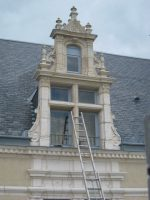 hydrogommage de façade nettoyage de la pierre