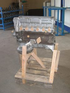 decapage vegetal de moteurs déposé