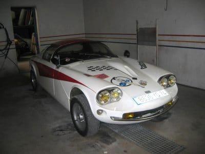 restauration de voiture de prestige chassis caisse carrosserie nettoyage moteur