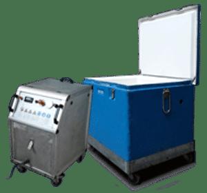 decapsoft location matériel cryogénie maintenance et formation