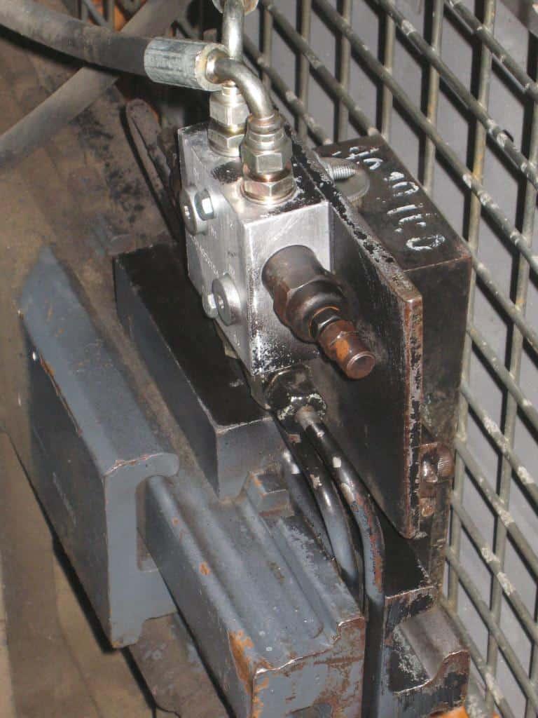 nettoyage industriel et degraissage de système hydraulique