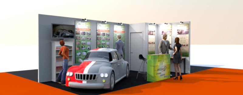stand B037 décapsoft rétromobile 2015 paris