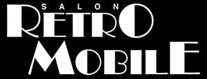 logo du salon international retromobile