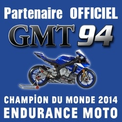 Partenaire officiel team moto gmt94
