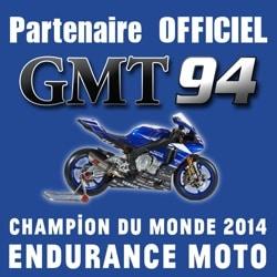 Partenaire officiel team moto gmt94