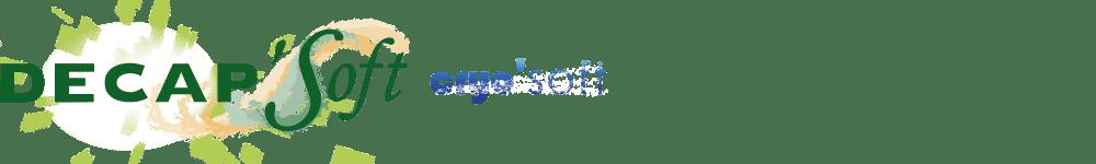 Logos decapsoft et cryosoft