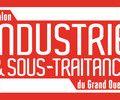 Logo du salon de l'industrie et de la soustraitance le 15-16-17 mars