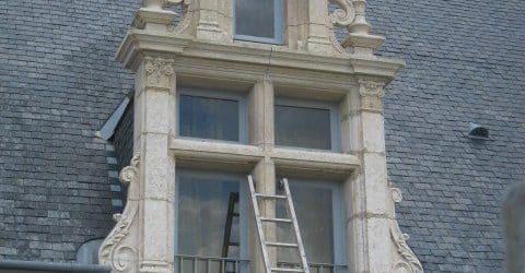 hydrogommage de façade sablage pierre gommage beton