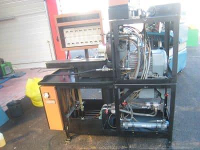 nettoyage cryogénique industriel de matériel électrique