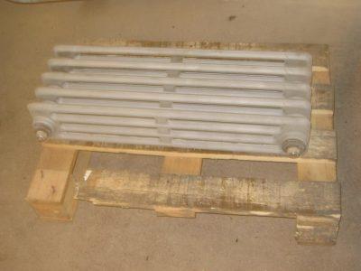 Decap'Soft decapage sablage radiateur fonte