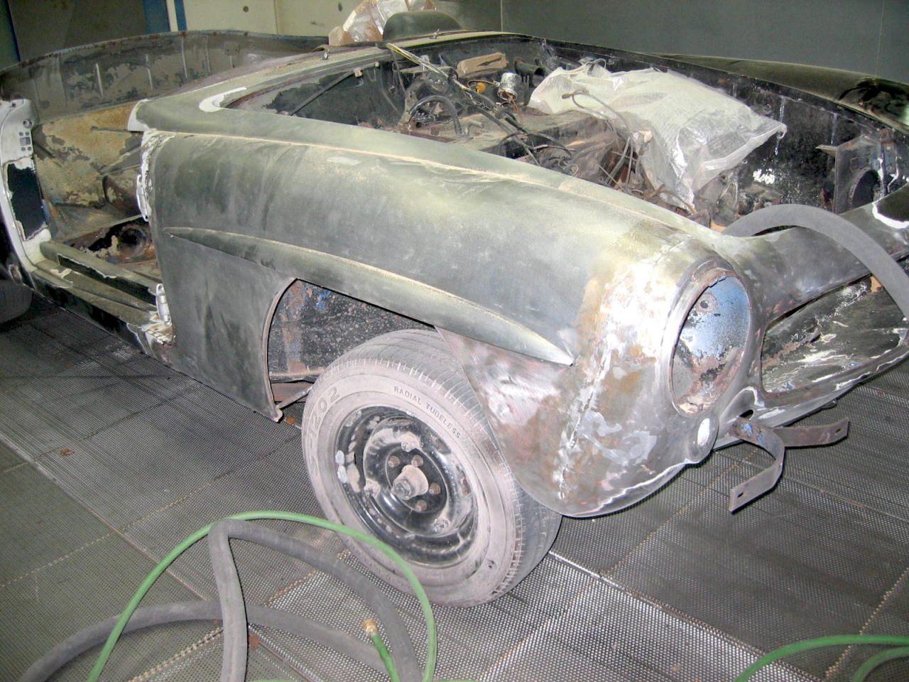 restauration vehicule ancien