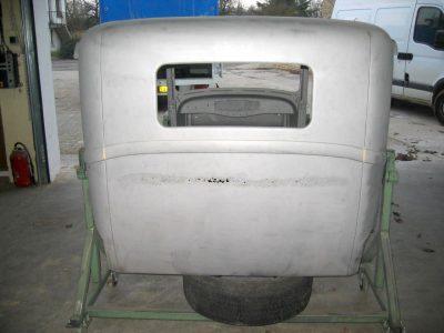 rénovation de voiture collectionneur particulier clubs auto poitiers 86