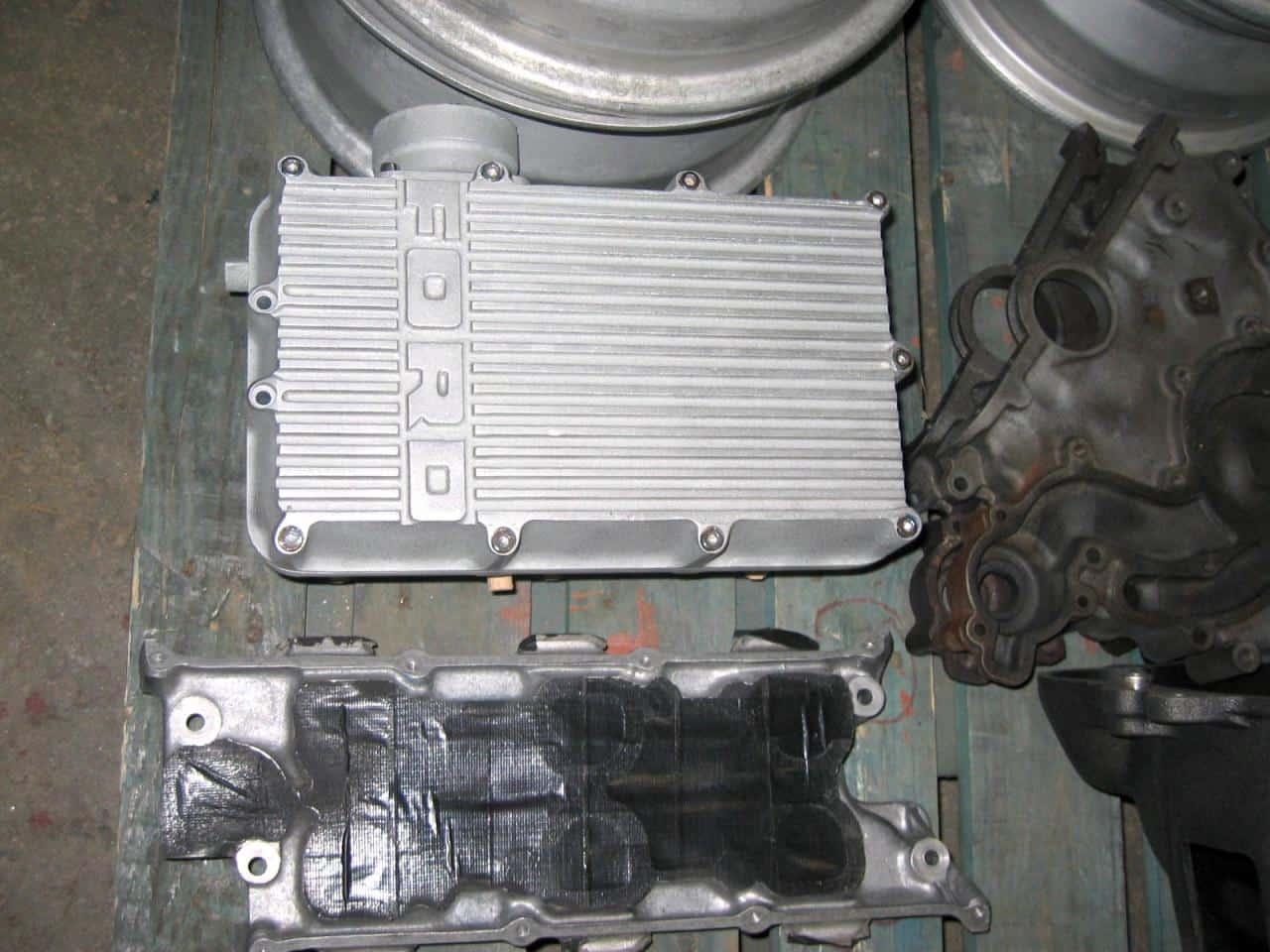 Sablage jantes voiture de collection et jantes motos for Decapage de radiateur en fonte