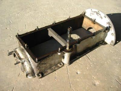 degraissage aluminium, piece d'usinage et bloc moteur