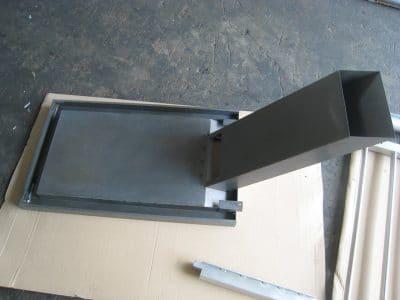 traitement des rebuts de peinture remise en production rapide