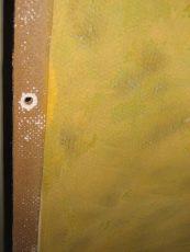 décapage basse pression matériaux composite de structure en nid d'abeille très fragile