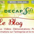 Le blog Décap'Soft présente des techniques et performance de décapage et traitement de surface