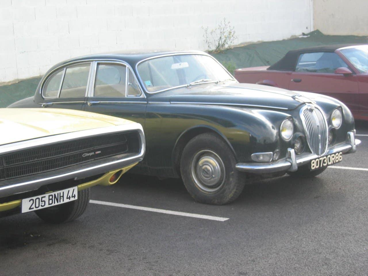 Jaguard 3.8L s type
