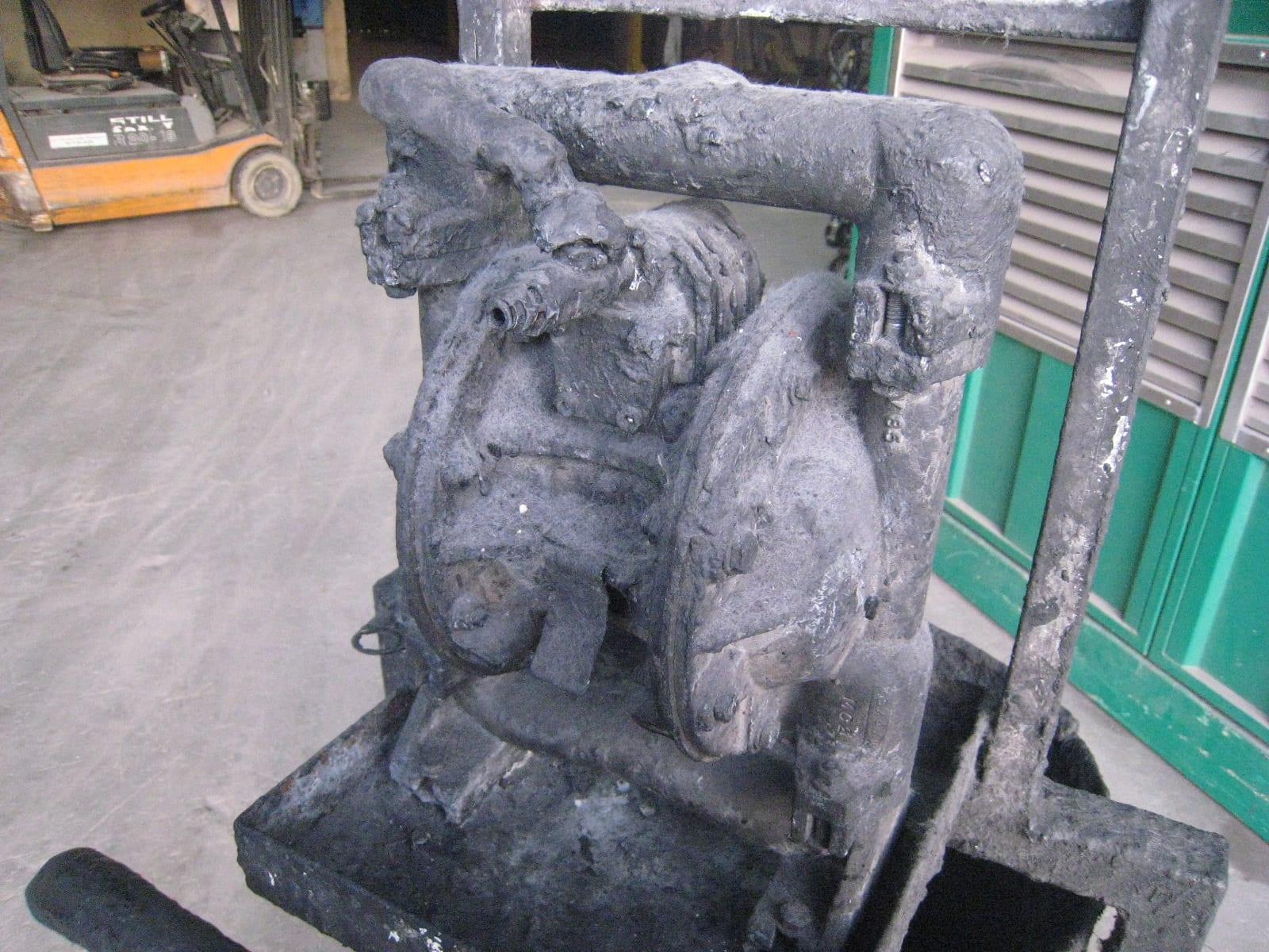 decapage materiel peinture pompe