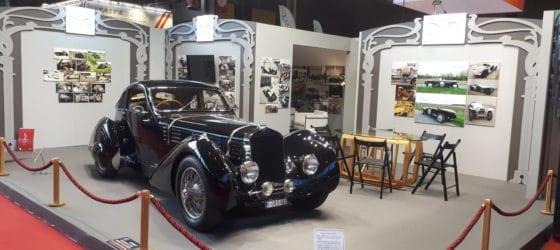 Atelier de restauration Auto classique touraine