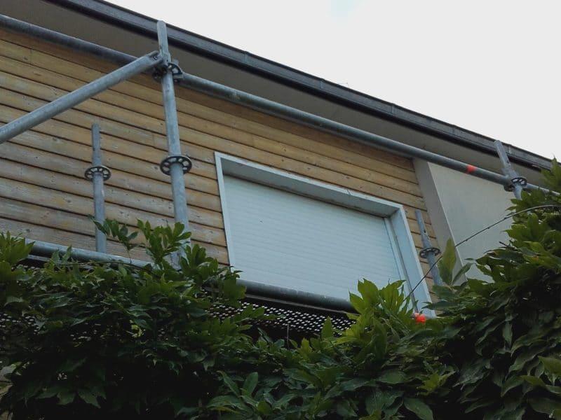 R novation bardage maison bois for Micro maison bois