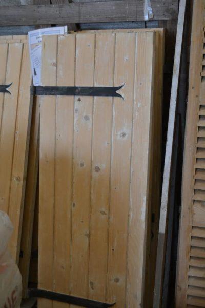décapage volet bois Vienne Poitiers