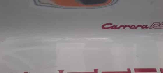 Porsche Carrera RS pour l'atelier Gobin