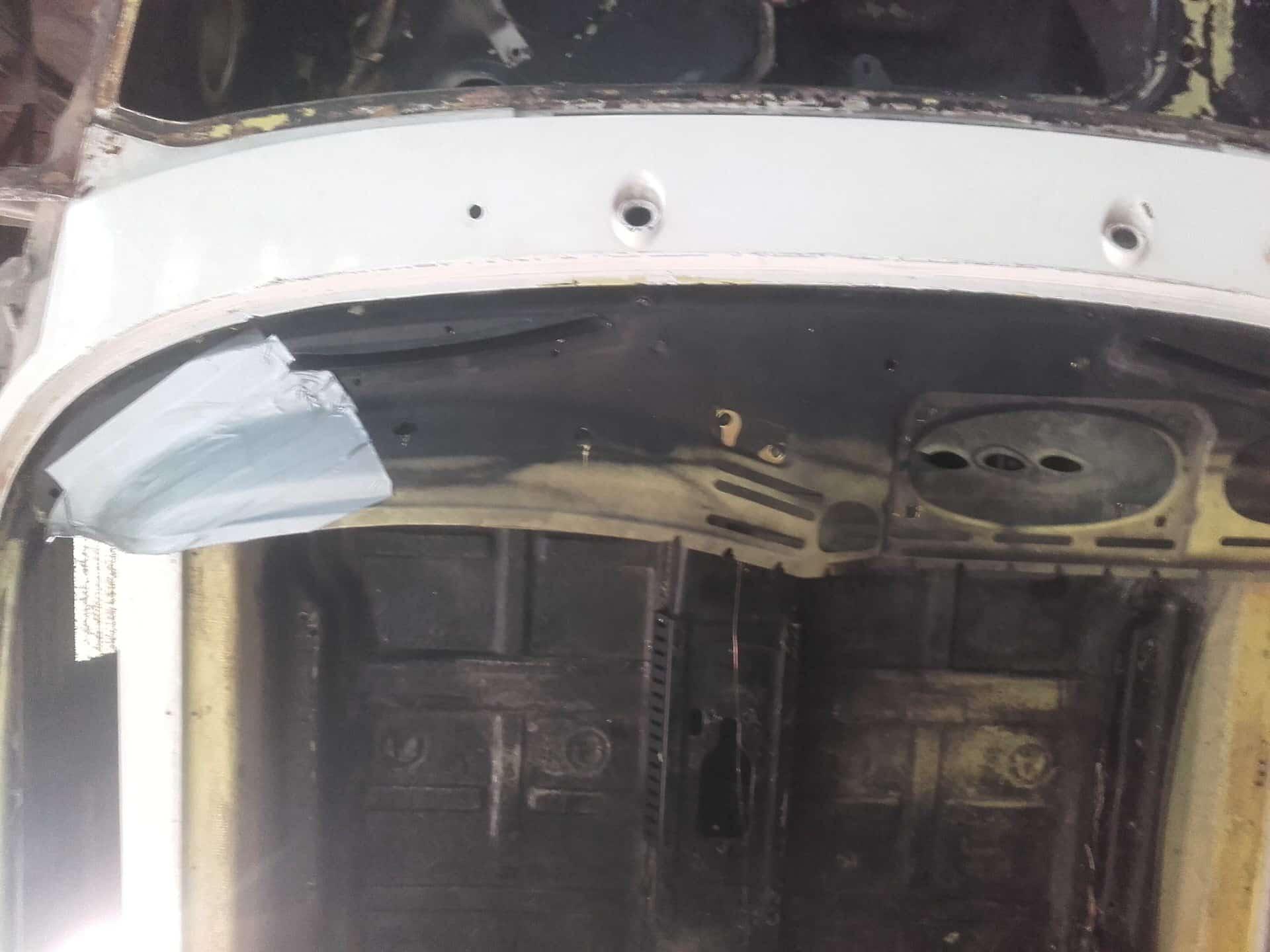 tableau de bord habitacle porsche RS