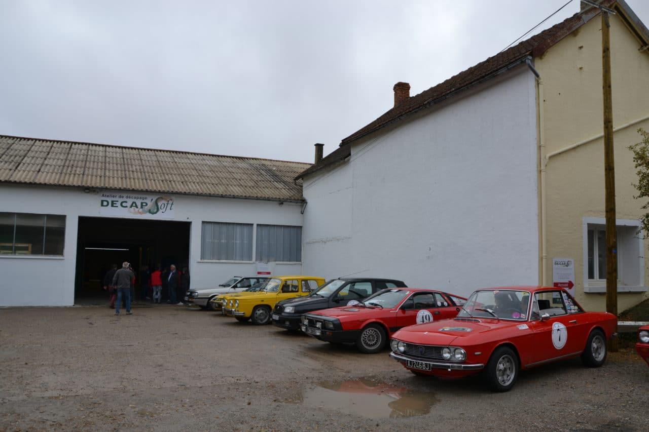 voitures de collections véhicules historiques