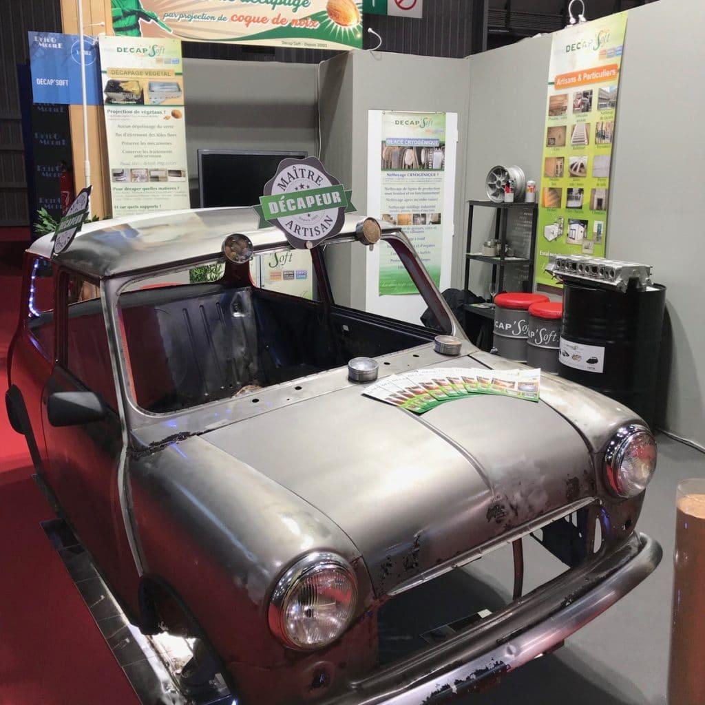 Stand-decapsoft retromobile 2019