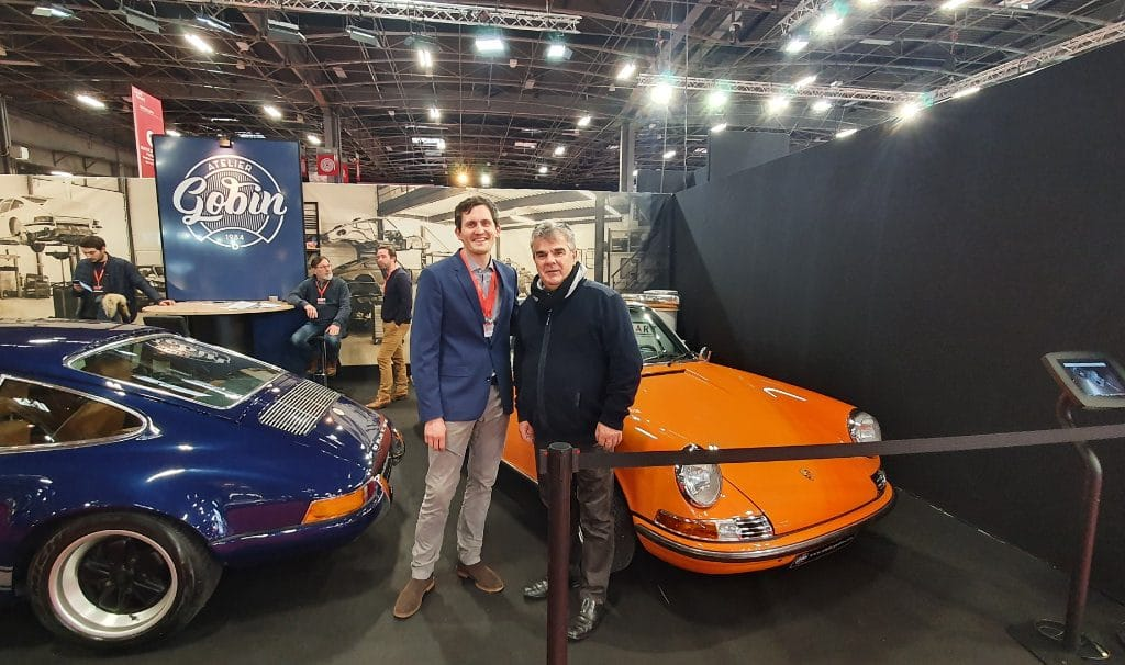 Décap'Soft Atelier Gobin Porsche