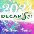 Decapsoft - Carte de voeux 2021