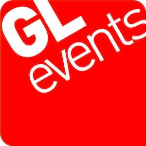 Logo GLevents client peinture indudtrielle