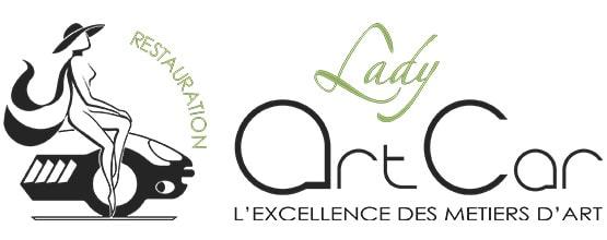 Logo Lady Art Car client automobile